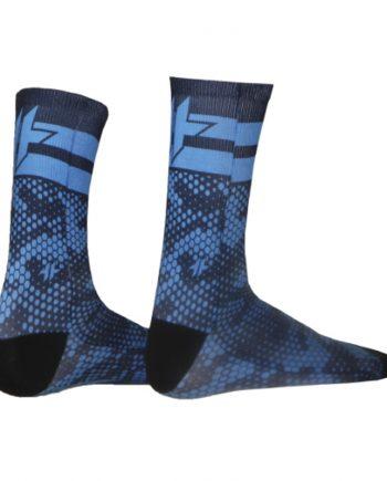 Blue Camo Socks 01 1
