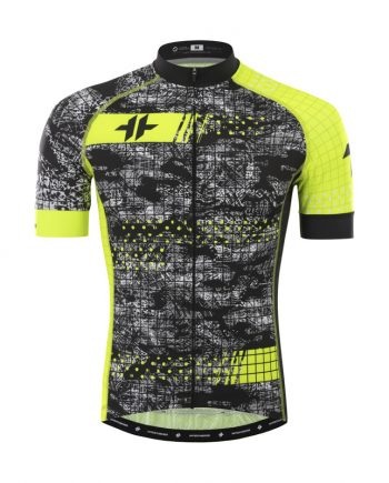 Competition Jersey Camo Grid Men front