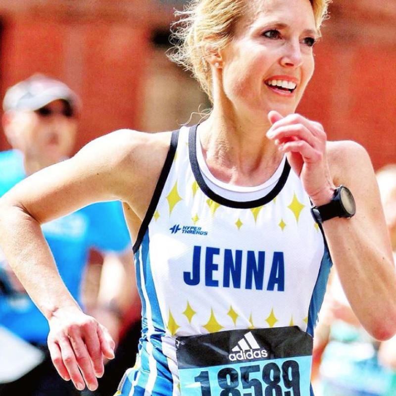 Jenna Run Boston