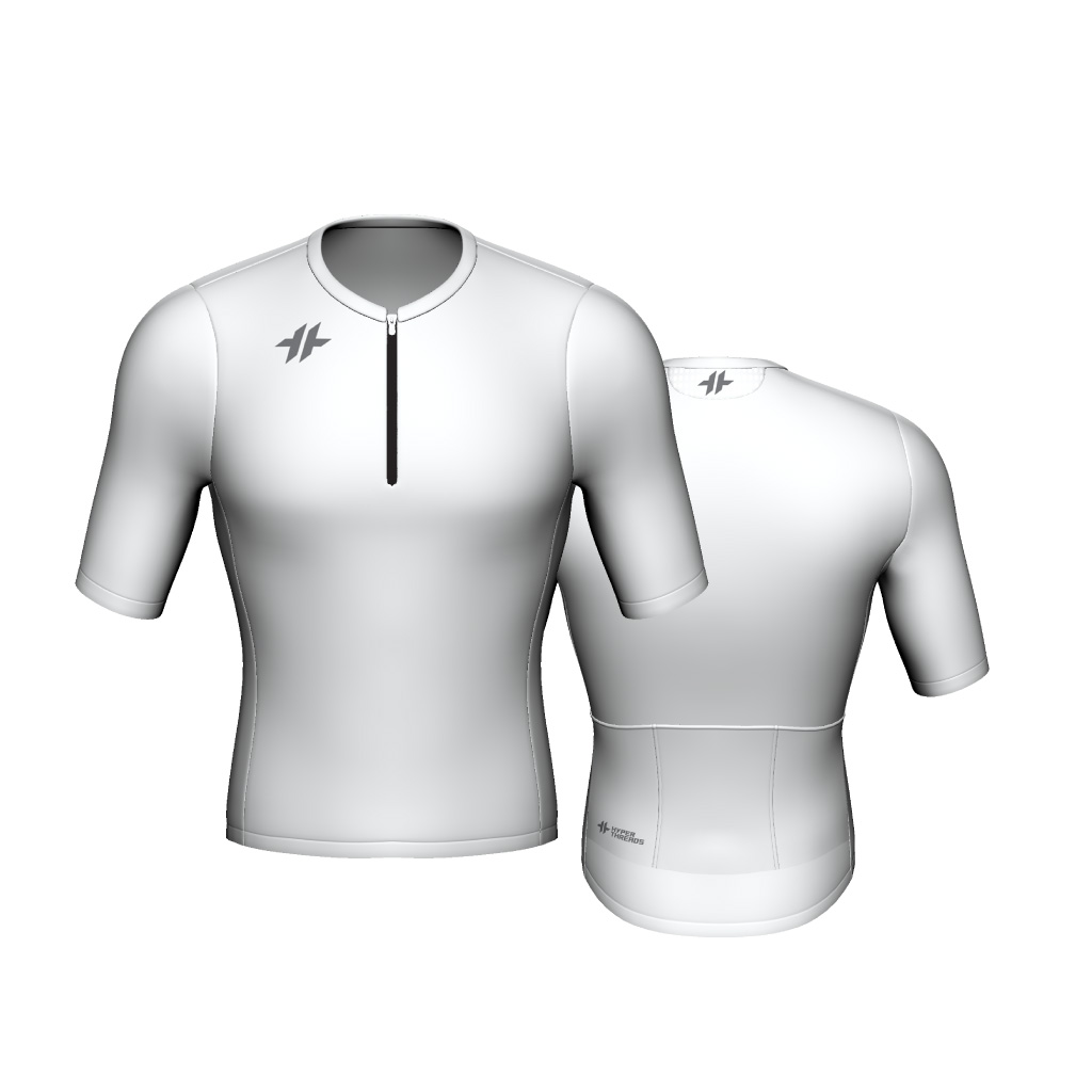 Pro Mountain Jersey Front & Back