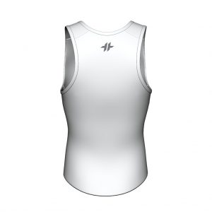 Run Singlet Back Mens